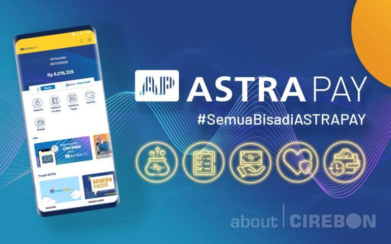 Dompet Digital AstraPay Resmi Diluncurkan dan Dihadiri Banyak Media