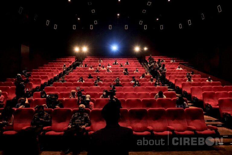 Pemerintah Izinkan Bioskop di PPKM Level 3 dan Level 2 Dibuka, Tapi Ada Syaratnya