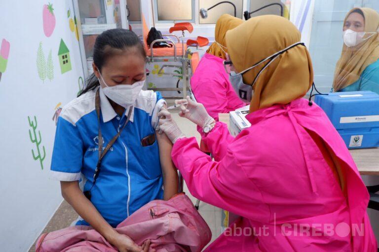 Target Vaksinasi COVID-19 Ibu Hamil di Kota Cirebon 5.800 Orang