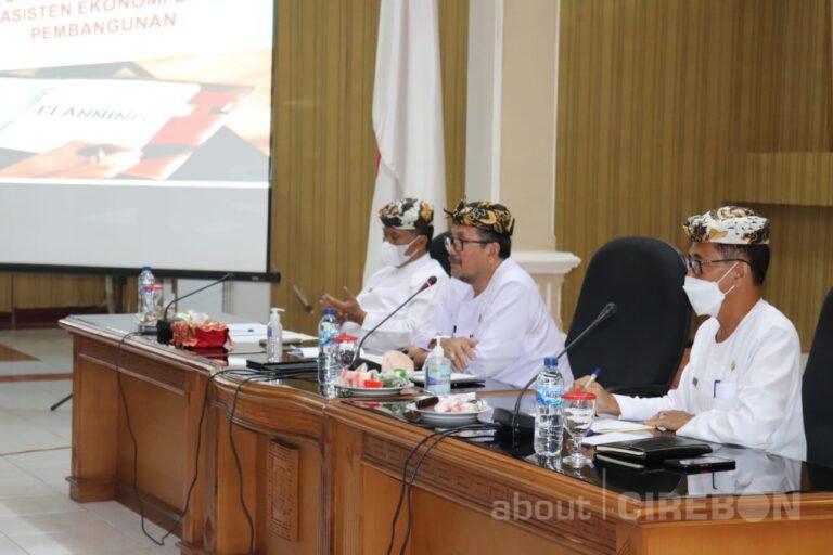 Bupati Cirebon Minta Kepala OPD Bekerja Maksimal dan Profesional