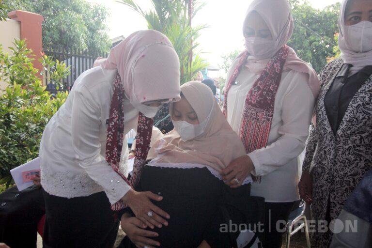 Target Vaksinasi Ibu Hamil di Kabupaten Cirebon 11.381 Jiwa, Namun Baru Mencapai 1.647 Jiwa
