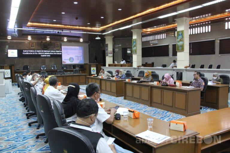Rapat Bersama Dispora, Komisi III DPRD Kota Cirebon Minta Maksimalkan Potensi Pemuda dan Pembinaan Atlet