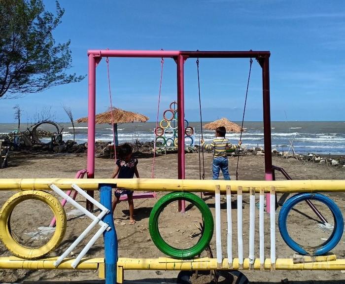Lewat Desa Wisata Pantai Tirta Ayu, Pertamina Bantu Gerakkan Ekonomi Desa di Masa Pandemi