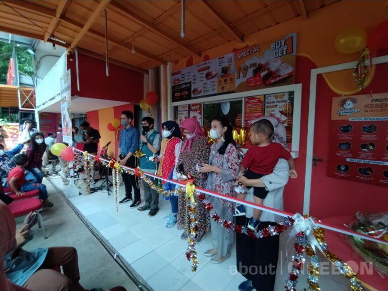 Produk Anak Bangsa Swiwings Express Kini Hadir di Kota Cirebon