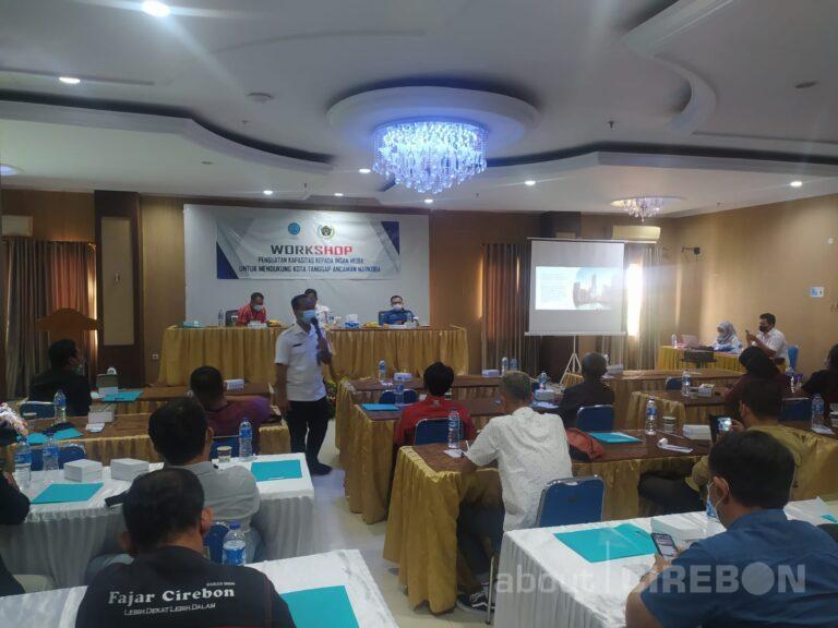 Dukung Kota Tanggap Narkoba, BNN Kota Cirebon Gelar Workshop Insan Media