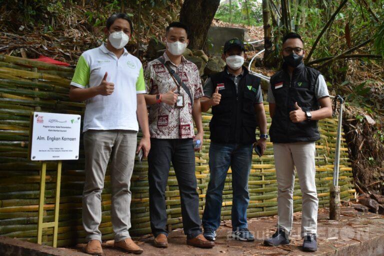 Wakaf Air Bersih Generali dan Dompet Dhuafa Alirkan Manfaat Besar Bagi Masyarakat Desa Cupang Cirebon