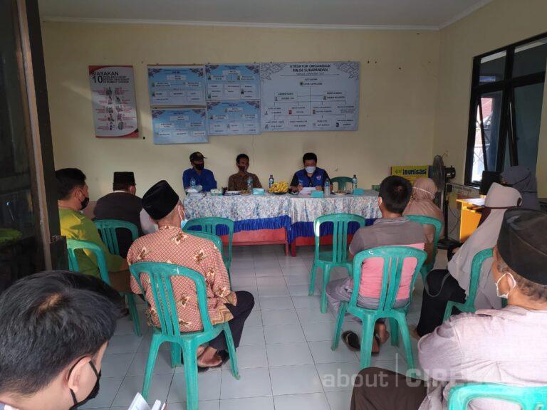 Warga RW 04 Surapandan Keluhkan Infrastruktur ke Wakil Ketua DPRD