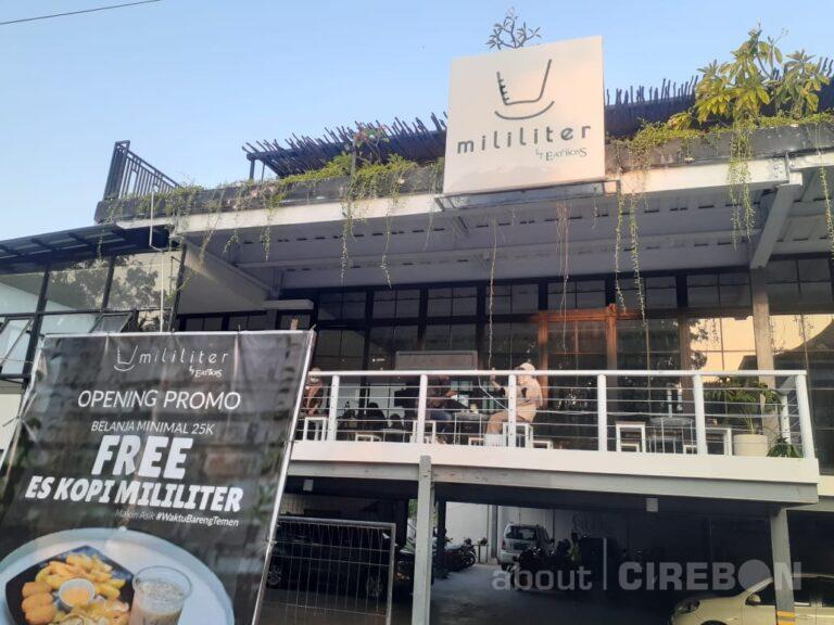 Mililiter by Eatboss, Ngopi Simpel yang Kekinian di Cirebon
