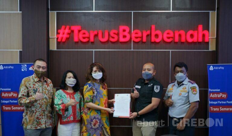 Kini Bayar Trans Semarang Bisa Pakai AstraPay