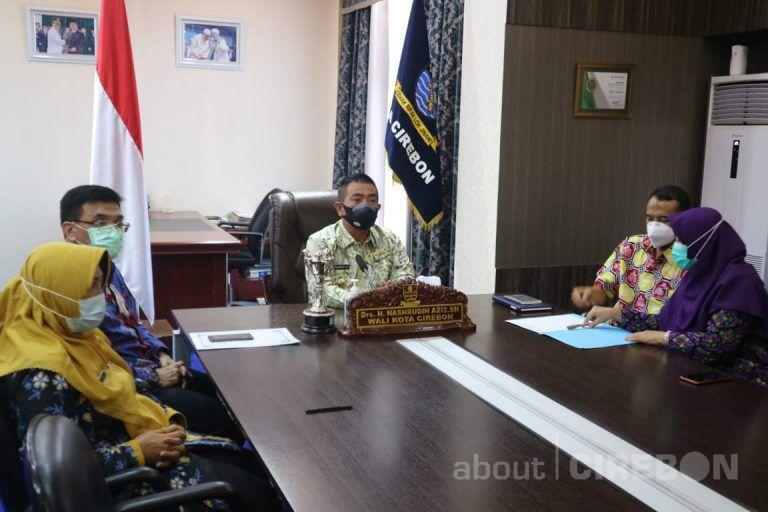 Pemda Kota Cirebon Raih Penghargaan Anugrah Parahita Ekapraya