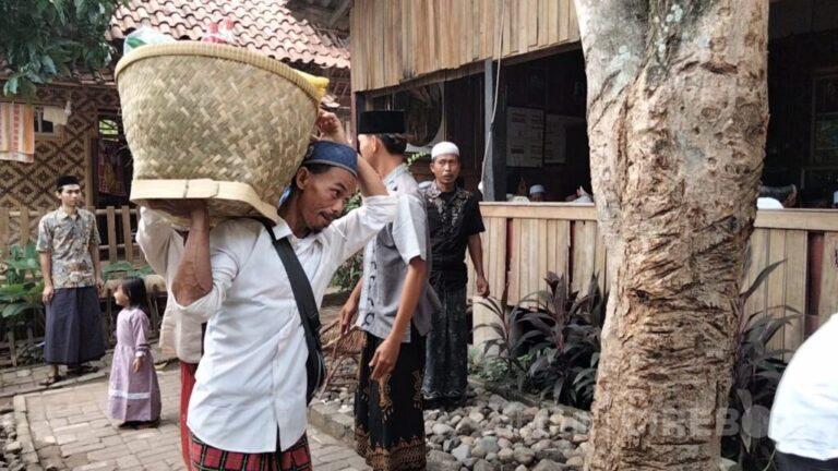 Inilah Tradisi Muludan Tiap Tahun Masyarakat Argasunya Kota Cirebon