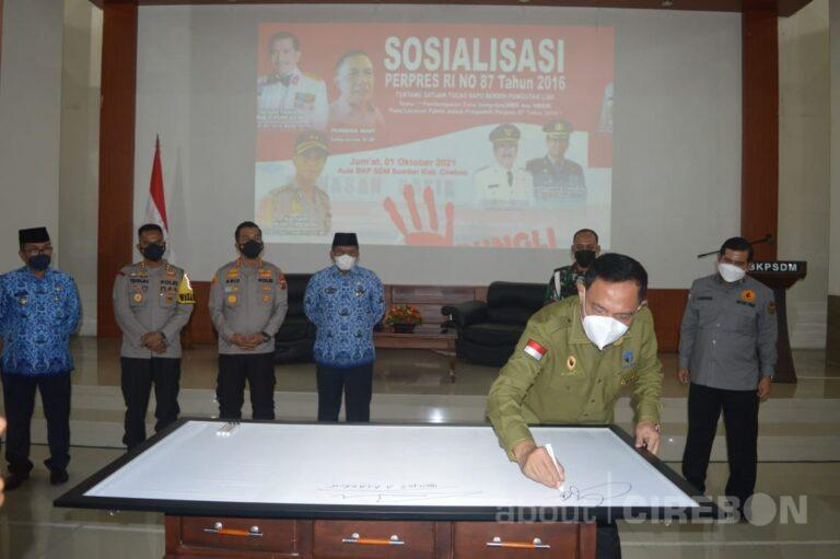 Bupati Cirebon: Praktik Pungli Dinilai Merusak Sendi Kehidupan Bermasyarakat, Berbangsa, dan Bernegara